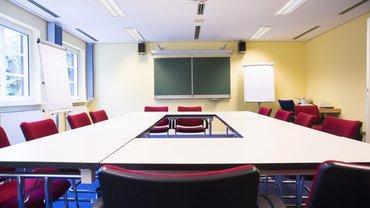Seminarräumlichkeiten im BIZ Undeloh