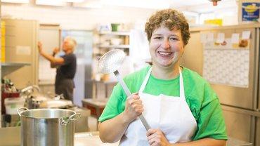 Küche BIZ Undeloh Team Service